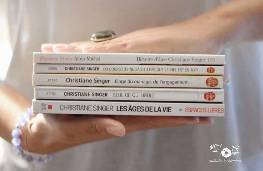 Une douceur en soi, les lectures qui nous nourrissent : Christiane Singer