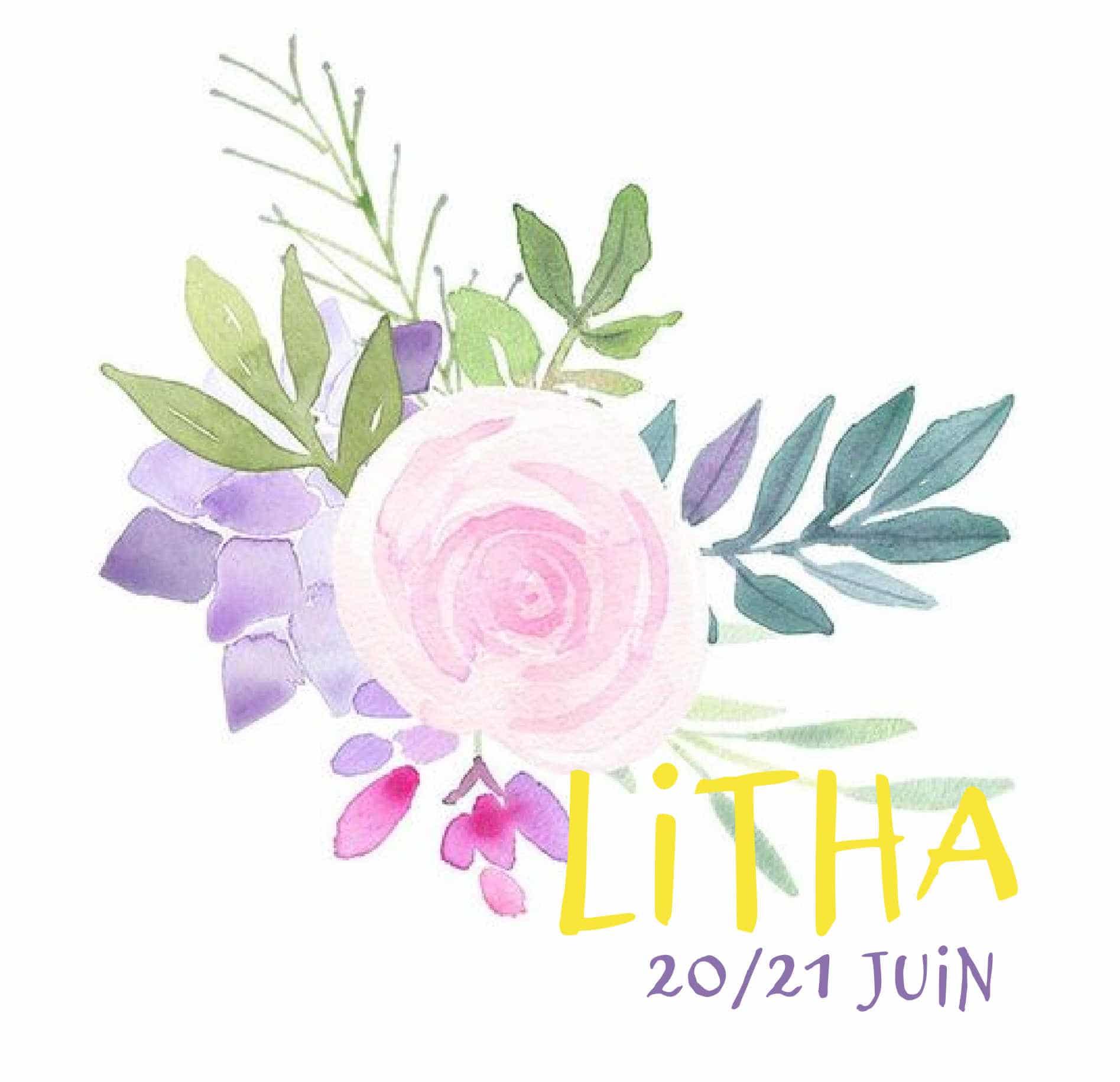 Litha solstice d'été